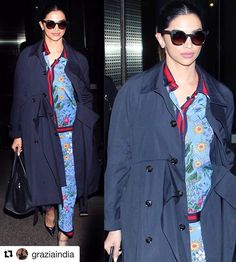 Pyjama dressing for the airport? Yes, please!