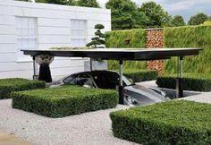 Beste afbeeldingen van voortuinen landscaping contemporary