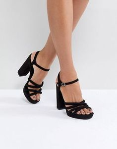 RAID RAQUEL - High heeled sandals - black uZjh6gajt