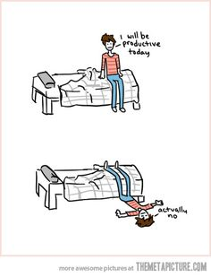 My plans in the morning... - The Meta Picture