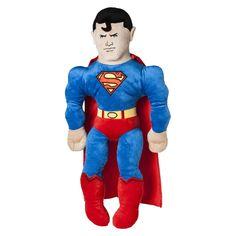 Superman Justice League Plush Cuddle Pillow