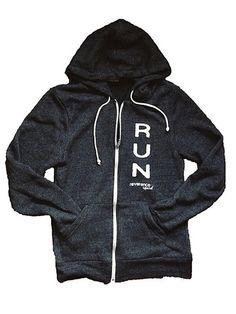 RUN - Fleece Hoodie – Reverence Apparel