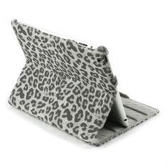 Leopard iPad 4 Leather Case