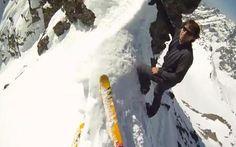 Gronskeho ramp (direkt variant) / Gronskeho lávka (priamy variant) – steep skiing – The High Tatras