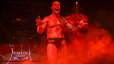 Karrion Kross Catch Wrestling, Stand And Deliver, Nxt Takeover, Sin City, He Is Able, His Eyes, Pitch