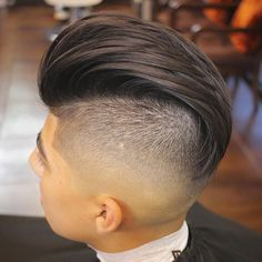 Undercut Hairstyle Image Result For Slicked Back Shiny Undercut  Great Hair