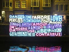Light festival 2016 Amsterdam