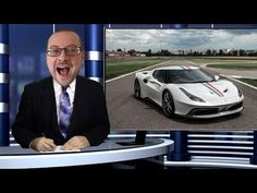 Gaskings Car News - Episode 4 - 688HS - Top Gear - 458 MM - Hyundai RM16 - Mazzantra - YouTube