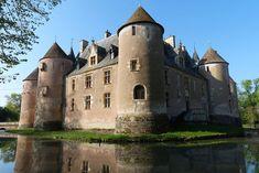 Ainay-le-Vieil Castle - Cher - France
