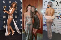 The Evolution of the 'Naked Dress'