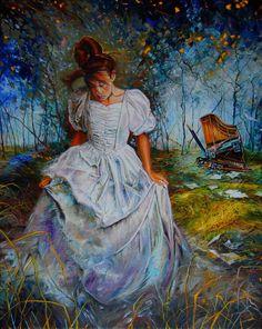 Walk with Agnieszka by bohomaz13.deviantart.com on @DeviantArt