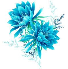Blue flowers effect element, Blue Flowers, Blue, Effect PNG and PSD Flowers Nature, Purple Flowers, Beautiful Flowers, Blue Dahlia, Dahlia Flowers, Beautiful Pictures, Flower Images, Flower Pictures, Flower Art