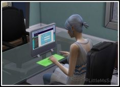 LittleMsSam's Sims 4 Mods Personal Objects (Computer, Tablets & more)