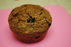 peanut butter chocolate chip bran muffins