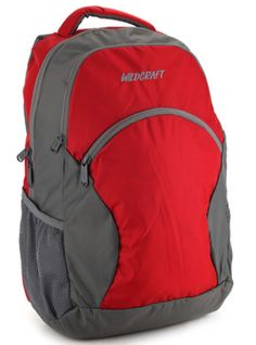 5862cbabed8b0 Buy Wildcraft Ace Laptop Bags Red at lowest price Online in India