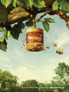 اینم یه عسل اصل و طبیعی !