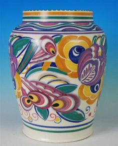 Collecting Poole pottery #makesmehappy @Blanca Carlson Prado Stuff UK