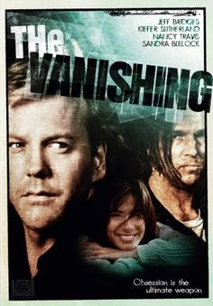THE VANISHING (1993) with Kiefer Sutherland, Nancy Travis and Jeff Bridges