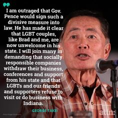 No Indiana fishing for me this year...I won't step foot in a state ruled by this Governor allowing discrimination against friends and family.