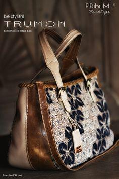 TRUMON Hobo Bag by PRibuMI...