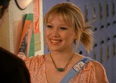 Lizzie McGuire Hair- seriously my tween years... Haha