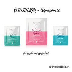Die Tuchmaske Aqua Flash Glow von Biotherm agiert wie eine zweite Haut, versorgt dich sofort mit Feuchtigkeit und verleiht intensive Ausstrahlung nach der ersten Anwendung. Die zu 100% aus Baumwolle bestehende Tuschmaske von Biotherm ist mit Vitamin C und Life PlanktonTM angereichert und verleiht der Haut ein sofortiges, frisches Hautgefühl. Vitamin C, Things That Bounce, Glow, Personal Care, Pure Products, Beauty, Smooth Skin, Masks, Beleza