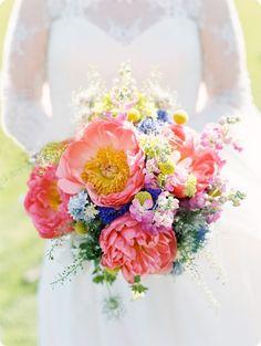Flower Power. Supplier Showcase: Firenza Floral Design