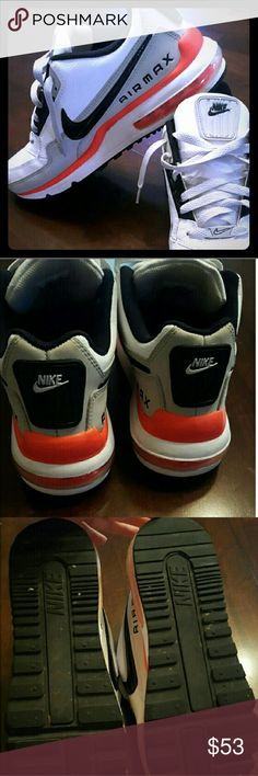 reputable site f6bea 39b55 Nike Air Max like new Worn twice outside - too small - excellent condition  - beautiful nike air max shoes Nike Shoes Sneakers
