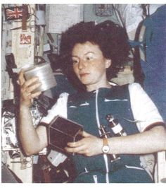 #FridayFact Sheffield chemistry graduate Helen Sharman was the first Briton to go into space
