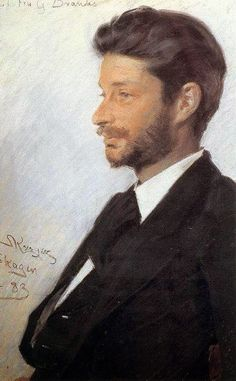 Fine Art and You: Peder Severin Kroyer | Impressionist | 1851-1909