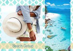 Eleven Oh Seven: Summer Getaway Style File. Beachwear