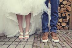 Hippe bruiloft met een roze touch | ThePerfectWedding.nl