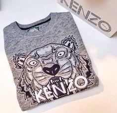 Kenzo sweater.