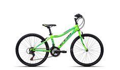 Detský Bicykel CTM Berry 1.0 2016 Reflexná zelená + komplet. poskladanie ZDARMA…