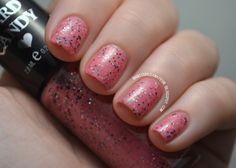 "The Manicured Amateur: Hard Candy ""Pink Taffy"" @Carlye Hardman Candy Cosmetics"