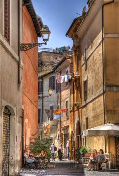 Rome, Trastevere /p by Edith Levy Rome Travel, India Travel, Italy Travel, Travel Usa, Italy Trip, Rome Streets, Earth City, Travel Icon, Travel Inspiration