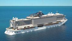 La nuova ammiraglia MSCSeaview