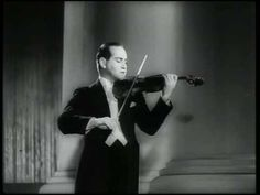 I wanted to share this beautiful picture of David Oistrakh, one of the greatest violinists that ever lived