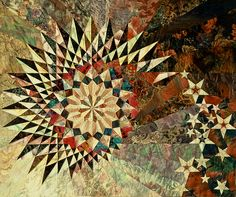 Joen Wolfrom's Playing with Color: Celebrating Fall with Quilts | JWD Publishing Blog