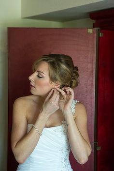 wedding makeup by Kirstie Wight