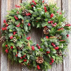 .........and after. Do you have a favourite? #wreath #christmaswreath #luxury #winterwreath #handmade #photooftheday #flowerstagram #spruce #pine