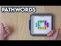 ThinkFun games has significant exposure within near all Sharp As A Tack programs. A few companies seem to have a very natural fit with our curriculum - ThinkFun is toward the top of that list.     Pathwords is one of our new favs!