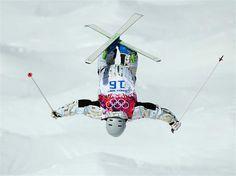 Nobuyuki NISHI, Japan. Freestyle Skiing. Sochi 2014 Best Of Day 1 Previews.