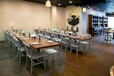Rehearsal Dinner Inspiration at Graffiato - Bellwether Events Washington DC Wedding Planner gold and black Italian tablescape