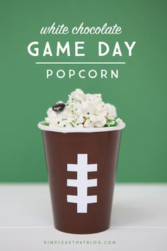 Looking for a treat to make for game day weekend? You'll score big points with…