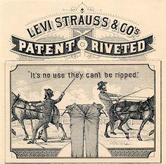 story van de jeans levi straus - Google zoeken