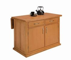 Central Park Kitchen Island, Home Styles, Central Park