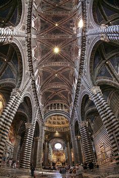 Italy. *Duomo di Siena* // by erhan sasmaz, via 500px