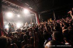 Il finale del concerto di Daniele Silvestri. #TrafficFestival 2013 - #OGR #Torino
