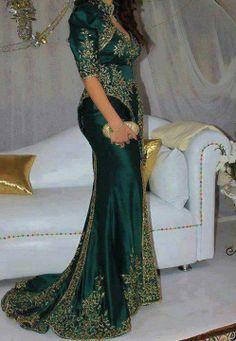 Arabic dress (algerian)